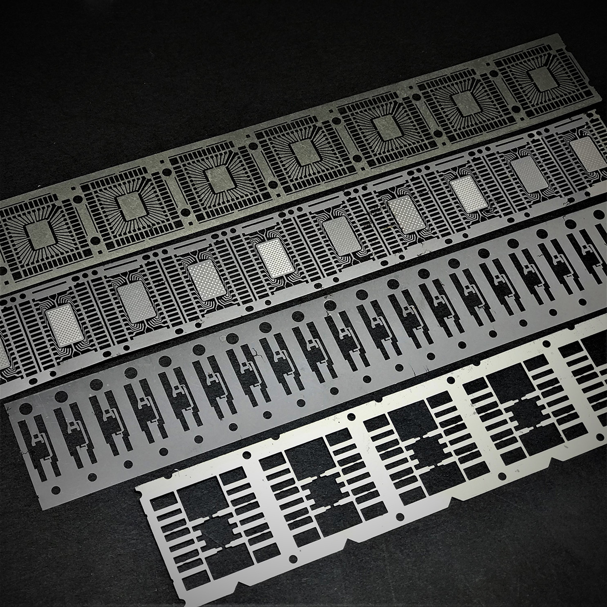 Etched Lead frames