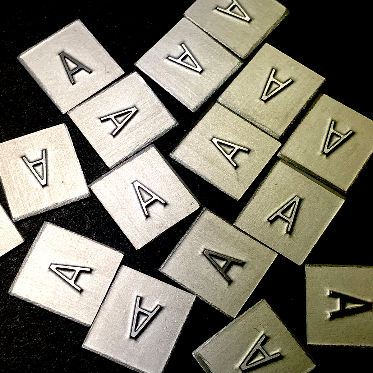 Etched Punch Dies 2