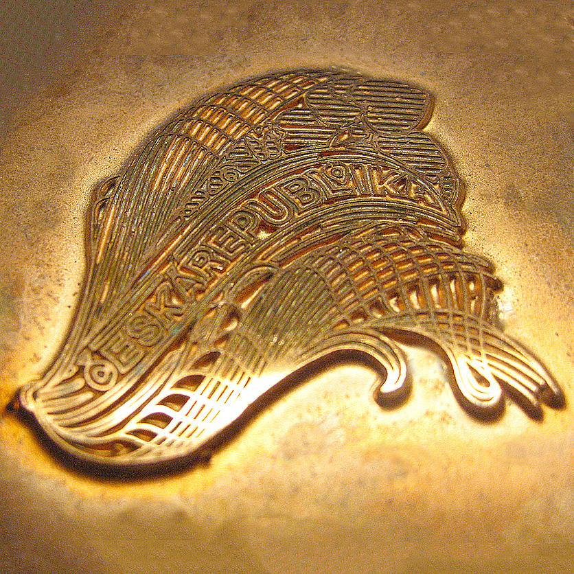 Etching Copper EDM Electrode